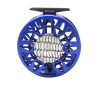 Abel Custom Shop SDS 7/8 Fly Reel Satin Blue Bonefish Drag Knob