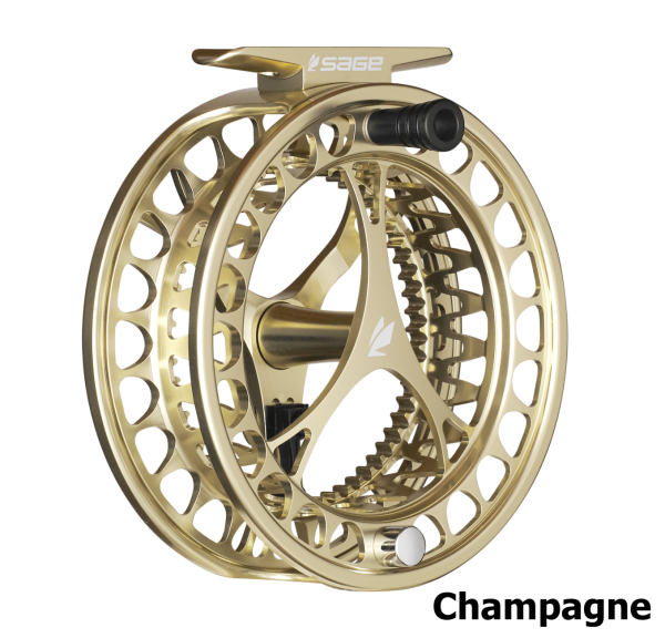 Sage Click Fly Reel Champagne
