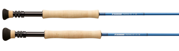 Sage MOTIVE Fly Rod Butt End Options