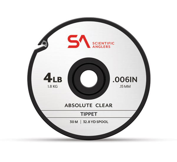 Scientific Anglers Absolute Clear Tippet