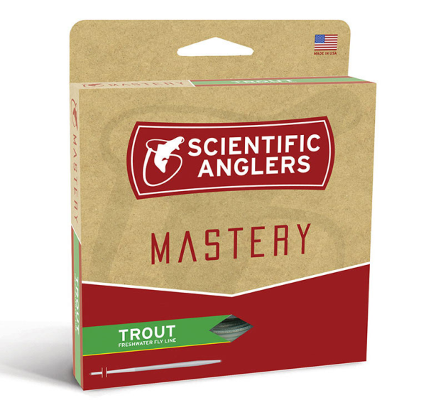 SA Mastery Trout Fly Line Box