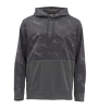 Simms Challenger Hoody Hex Camo Carbon