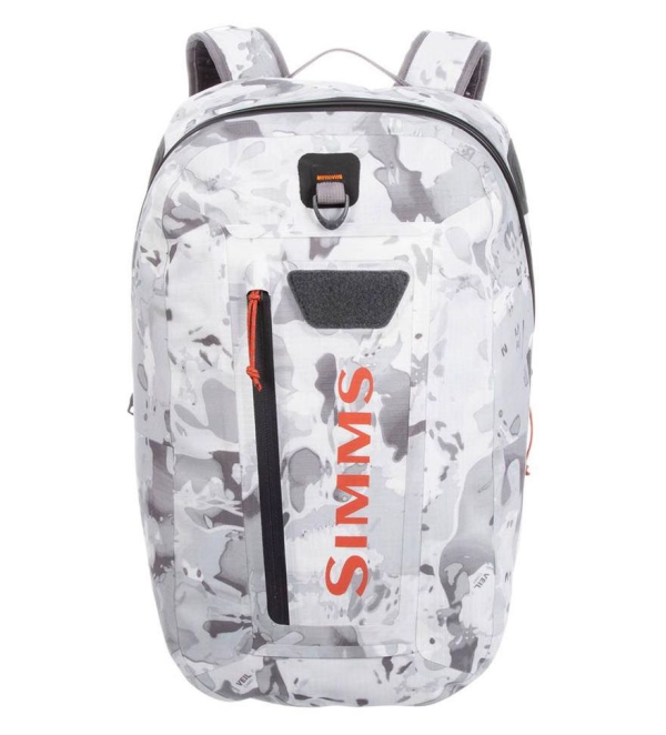 Simms Dry Creek Z Backpack Cloud Camo Grey