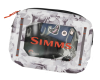 Simms Dry Creek Z Gear Pouch Cloud Camo Grey
