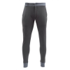 Simms Fleece Midlayer Bottom Front Raven