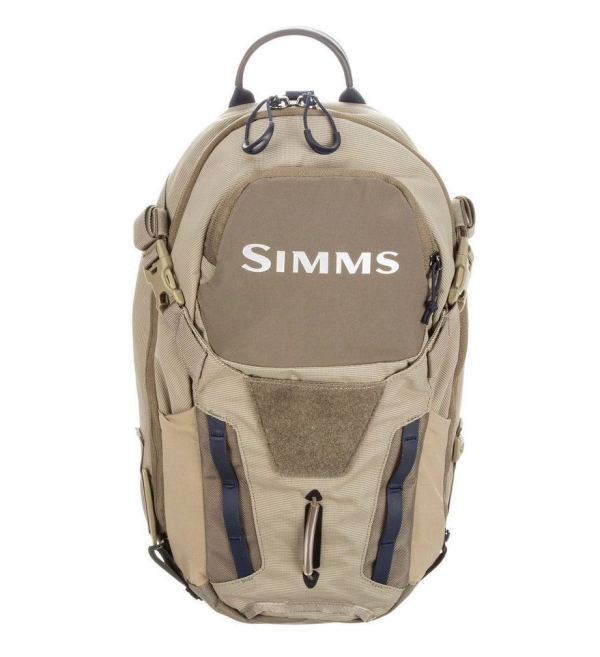 Simms Freestone Ambidextrous Tactical Sling Pack Tan