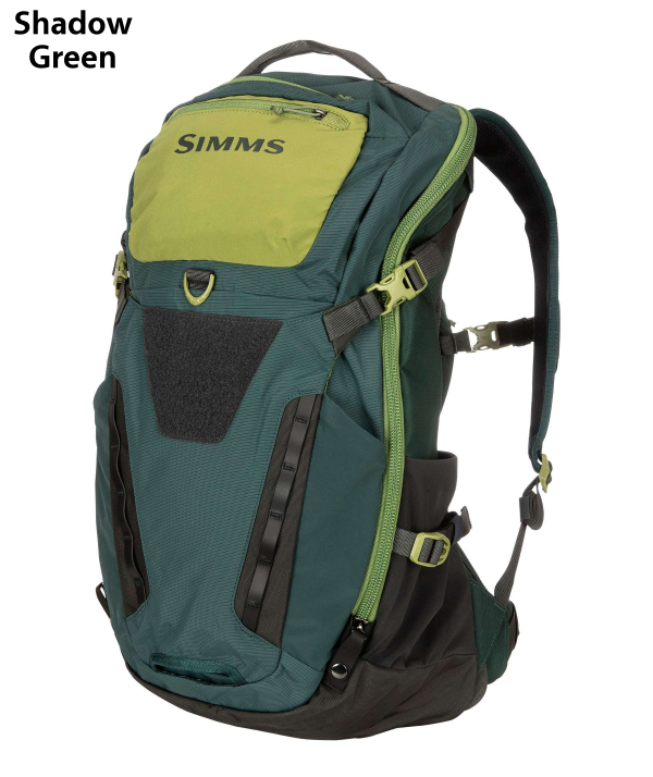 Simms Freestone Fishing Backpack Shadow Green