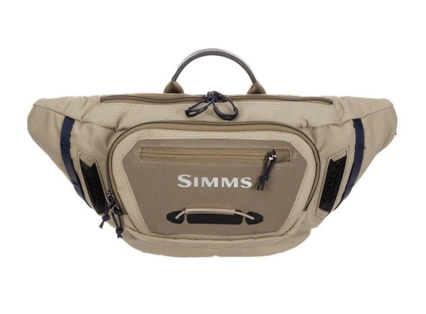 Simms Freestone Tactical Hip Pack Tan