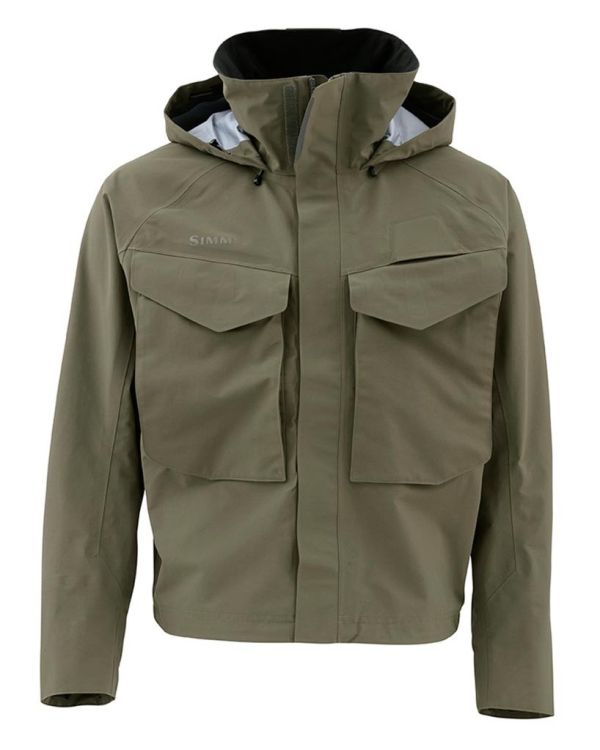 Simms Guide Jacket Loden