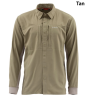 Simms Intruder BiComp Shirt Tan