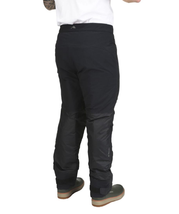 Simms Midstream Insulated Pant Raven Model Back
