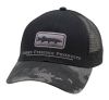 Simms Musky Icon Trucker Hat