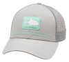 Simms Permit Icon Trucker Hat