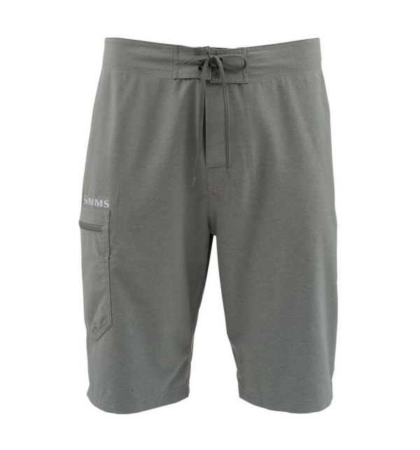 Simms Surf Short Gunmetal