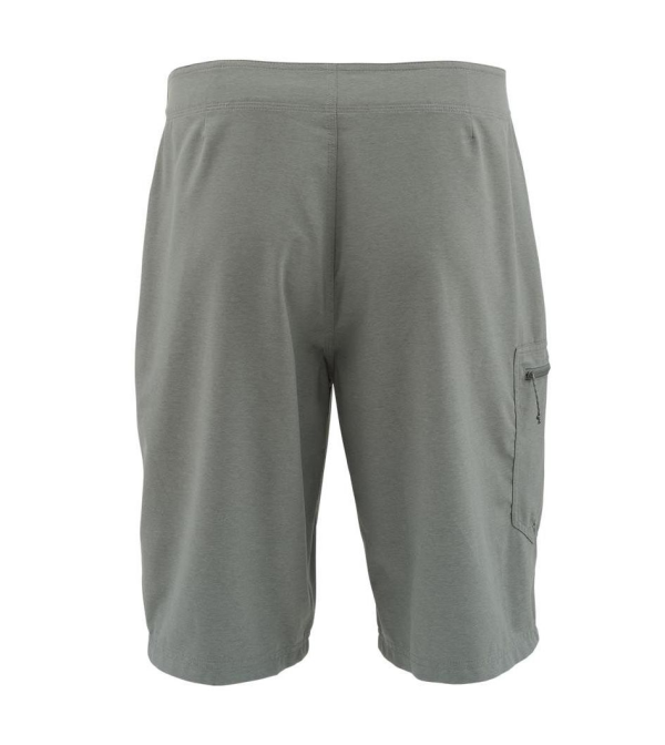 Simms Surf Short Gunmetal Back