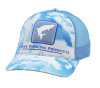 Simms Tarpon Icon Blue Cloud Camo