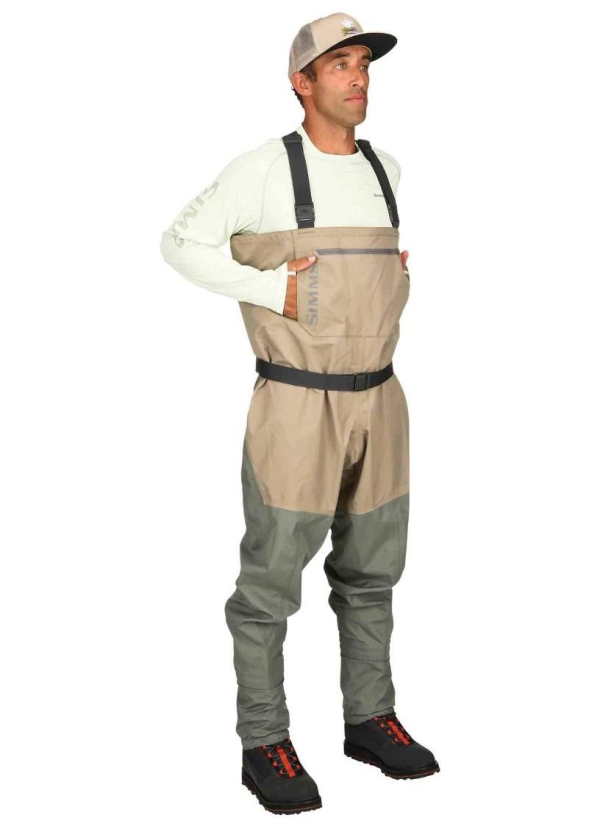 Simms Tributary Stockingfoot Breathable Waders Model