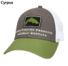 Simms Trout Icon Trucker Hat Cyprus