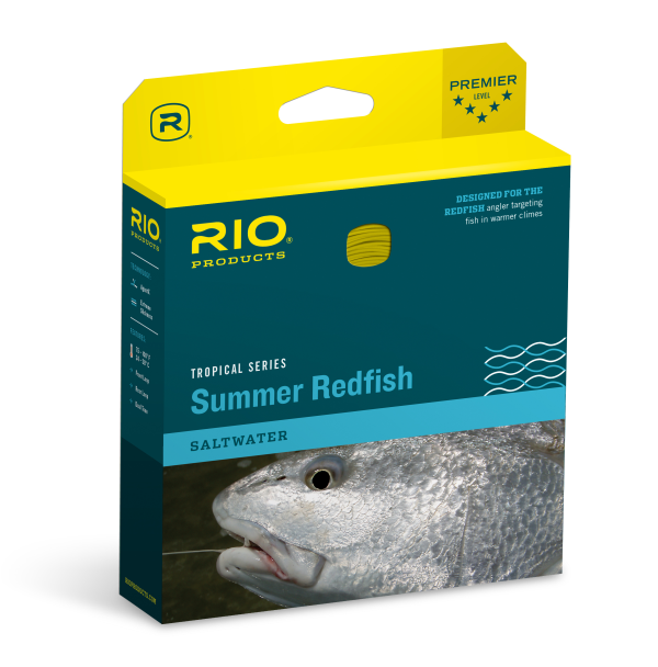 RIO Summer Redfish Line Box