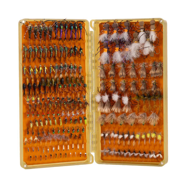 Tacky Catch All 2X Fly Box Open