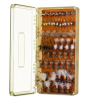 Tacky Dry Fly Fly Box Open