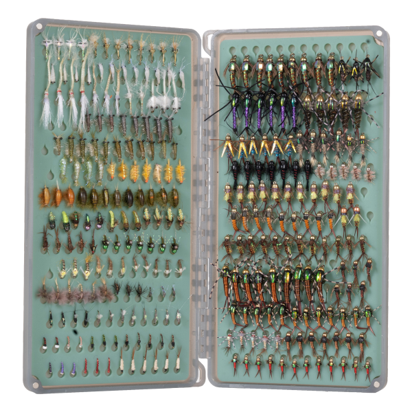 Tacky Original 2X Fly Box Open