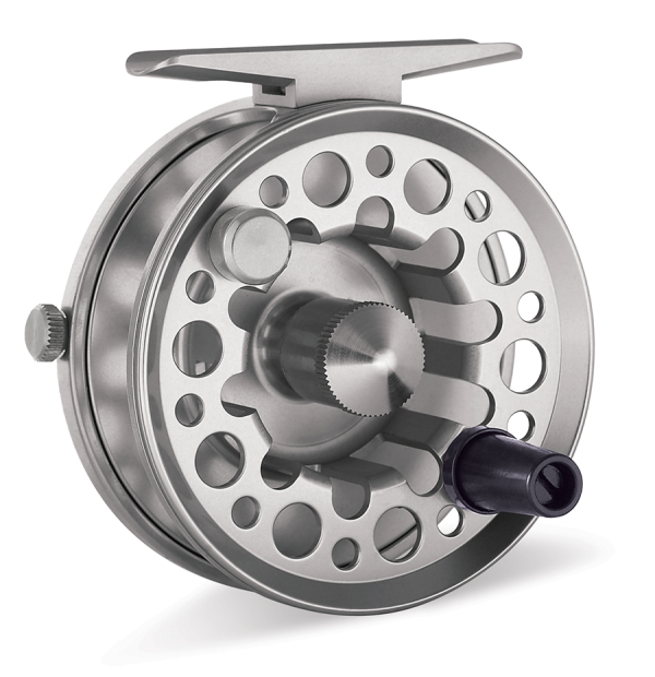 Tibor Light Tail Water Fly Fishing Reel Graphite