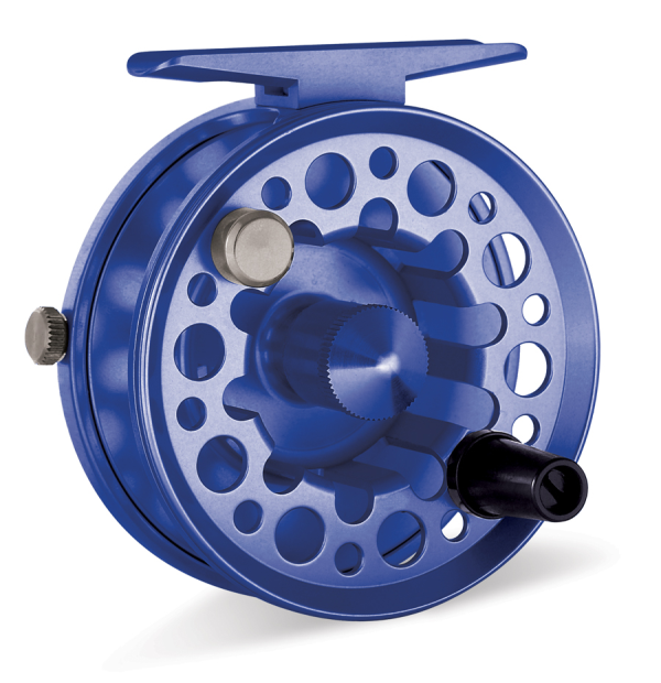 Tibor Light Back Country Fly Reel Royal Blue