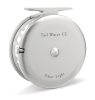 Tibor Light Tail Water Fly Fishing Reel Frost Silver