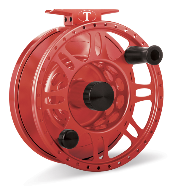 Tibor Everglades Crimson Fly Fishing Reel