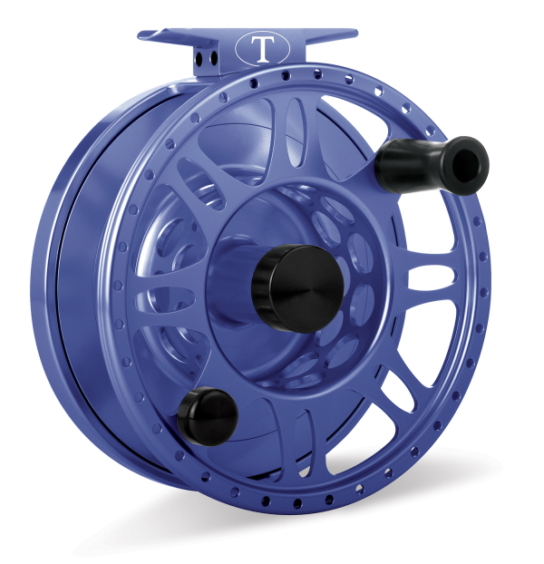 Tibor Everglades Royal Blue Fly Fishing Reel