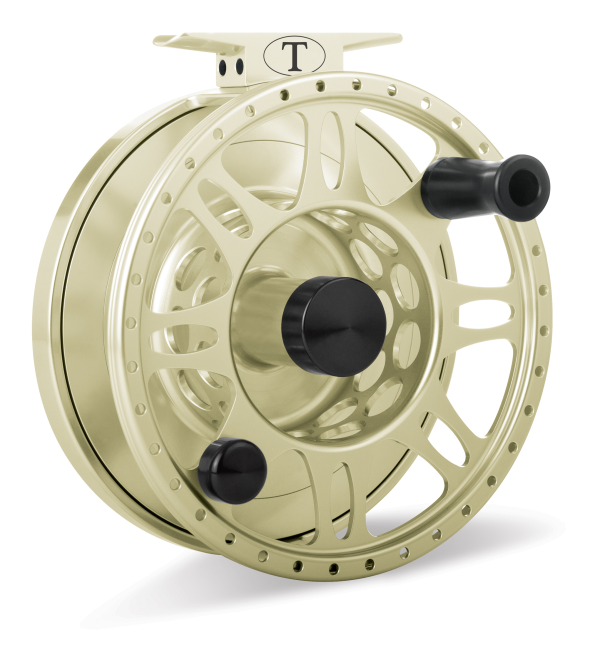 Tibor Everglades Satin Gold Fly Fishing Reel