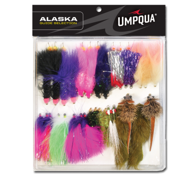 Buy Umpqua Alaska Fly Selection Kit (Deluxe)
