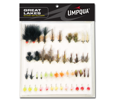 Umpqua Great Lakes Fly Selection Kit Deluxe
