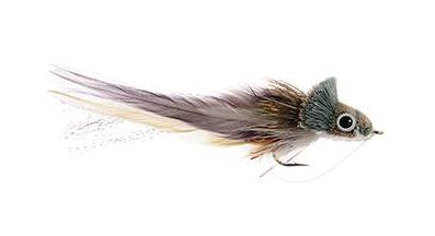 Umpqua Pike Fly Shad