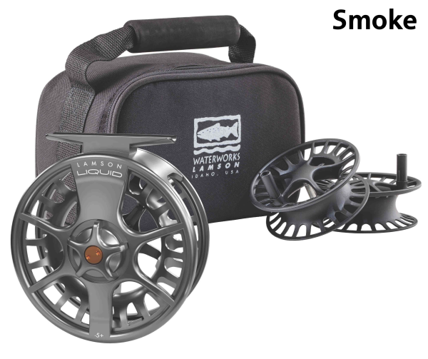 Waterworks Lamson Liquid 3 Pack Smoke