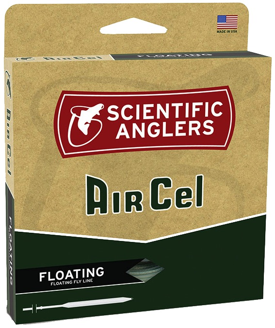 Scientific Anglers Aircel Fly Line Box