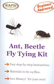Wapsi Ant Beetle Fly Tying Kit