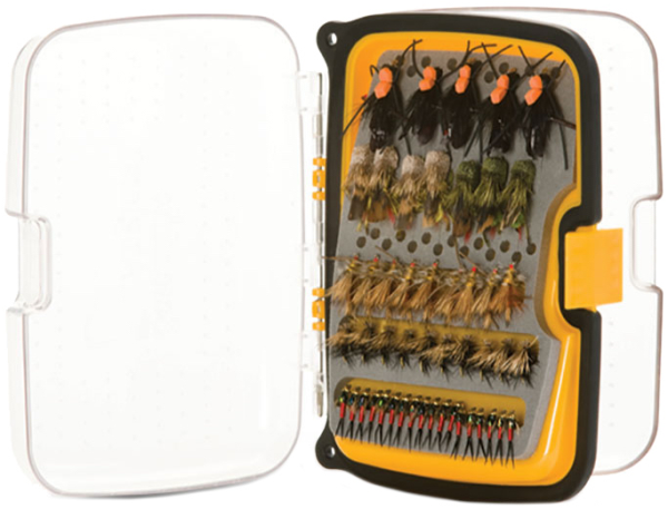 Scientific Anglers Compact Angled 164 Fly Box