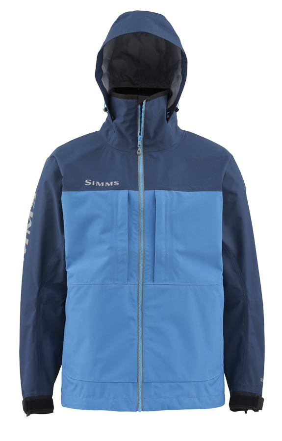 Simms Contender Jacket Navy