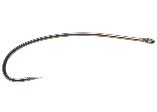 25 Pack NEW! DAIICHI 1270 HOOK Multi Use Curved Fly Tying Hooks