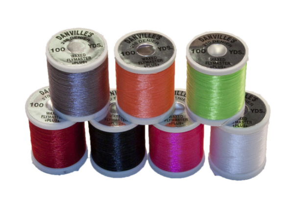 Danville 140 Denier Flymaster Plus Fly Tying Thread