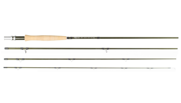 4 Piece Echo Dry Fly Rod