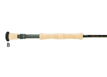 Echo EPR Fly Rod Grip B