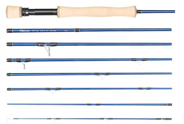 Echo Trip Fly Rod 8pc