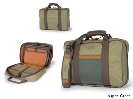 fly tying material gear bag