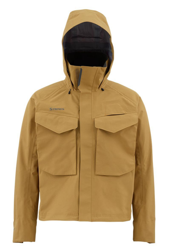 Simms Guide Jacket Honey Brown