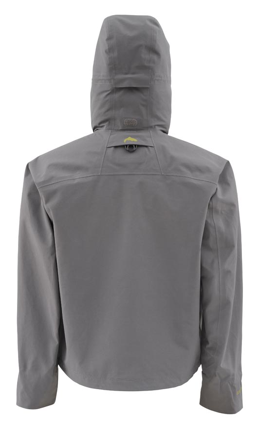 Simms Guide Jacket Iron Back