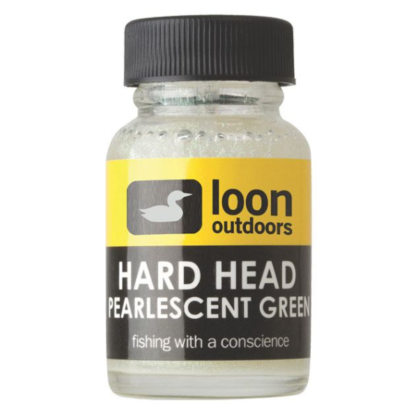 Loon Hard Head Pearlescent Green