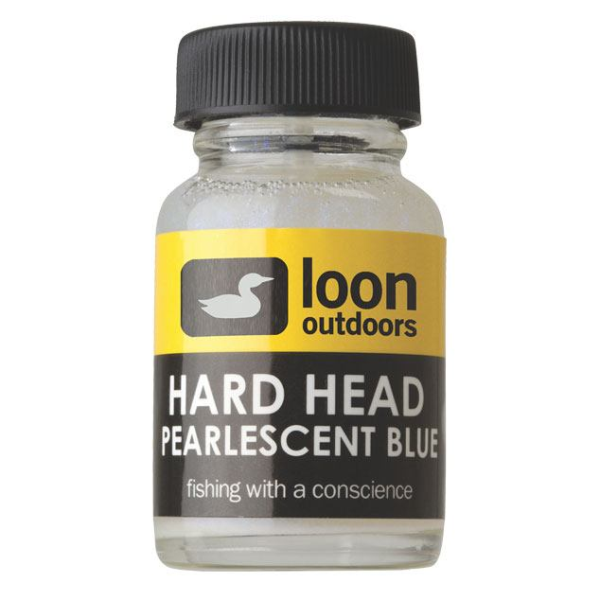 Loon Hard Head Pearlescent Blue